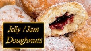 Jelly/Jam Doughnuts