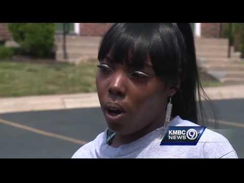 Girl shot on a Kansas City playground still in the hospital
