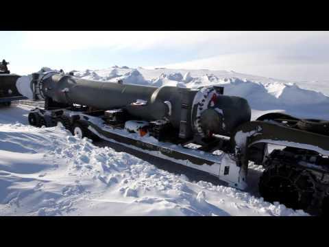Перевозка теплообменных рекуператоров весом 73 тонны ООО ЛСЕГ