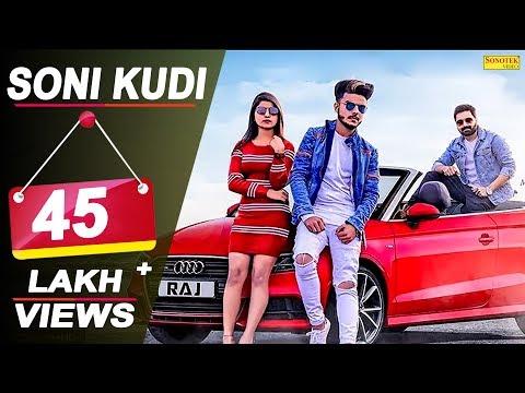 Vickky Kajla New Haryanvi song 2018 :- Soni Kuddi || Ekta, Raj Sharma, AK, Avtar Tanwar || Sonotek