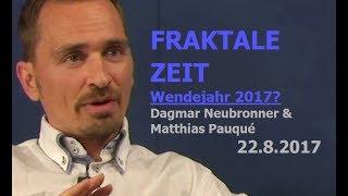 Fraktale Zeit - 2017 – das Jahr der Zeitenwende?