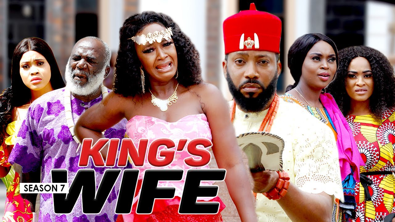 Download KING'S WIFE 7 (SEASON FINALE ) - 2020 LATEST NIGERIAN NOLLYWOOD MOVIES