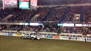 North American Championship Rodeo in Louisville KY , Sponsored by  Oxmoor Chrysler Dodge Jeep Ram