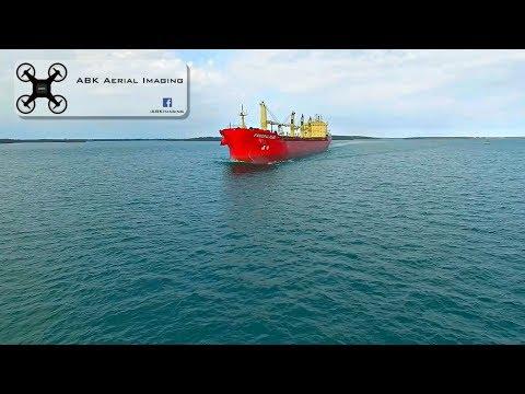 St Lawrence Seaway Shipping Season 2017 open!