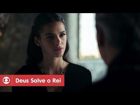 Deus Salve O Rei: capítulo 122 da novela, quinta, 31 de maio, na Globo