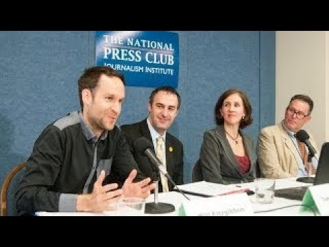 NPCJI Panel Discussion: The Panama Papers - The Best Documentary Ever