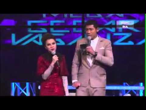 Konsert Mega GV Farahdhiya - Bertakhta di hati