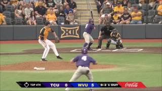 Baseball: TCU Highlights | 4/15/17