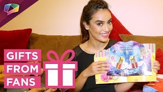 Surbhi Jyoti Receives Gifts From Her Fans | Exclusive | India Forums