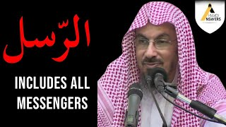 Salafi Sunni Scholar : All Messengers Before the Prophet Muhammad (sa) Have Passed Away