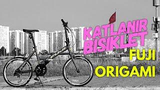 Fuji Origami 1.3 Katlanır Bisiklet İnceleme