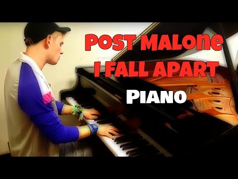 Post Malone - I Fall Apart | Tishler Piano Cover