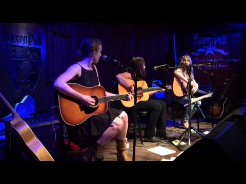 "Sunny Sweeney and Brennen Leigh sing ""But You Like Country Music"" at Saxon Pub Austin, TX"