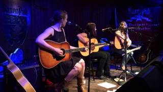 sunny sweeney and brennen leigh sing but you like country music at saxon pub austin tx