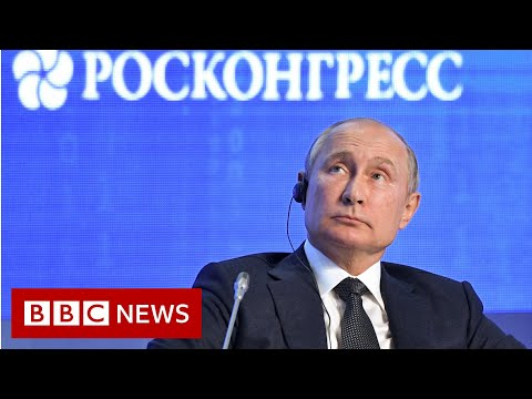 Vladimir Putin Criticises Greta Thunberg's UN Speech On Climate Change - BBC News