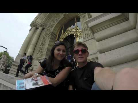 TRAVEL GUIDES: FRANCE (Arc de Triomphe & Champs Élysées) + GoPro Hero 3