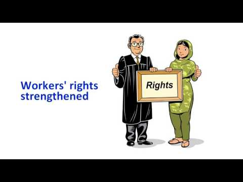 Improving social dialogue and harmonious industrial relations in the Bangladesh RMG sector by ILO