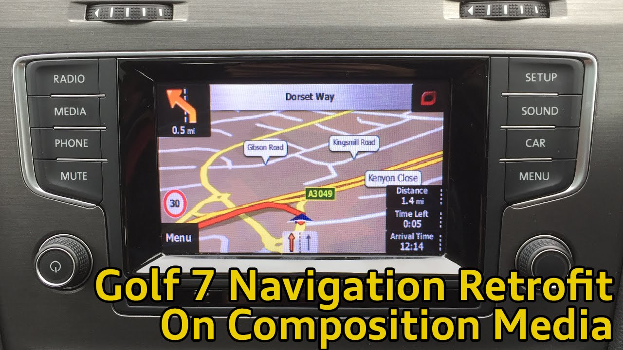 7 Way Navigation John Deere 250 Skid Steer Alternator Wiring Diagram Volkswagen Golf Retrofit Youtube