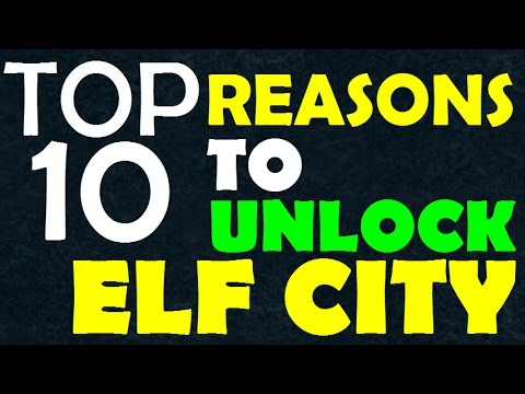 RuneScape Top 10: Reasons To Unlock Elf City [Prifddinas]
