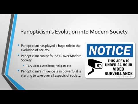 Panopticism Video ABE170A2