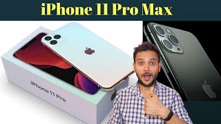 Apple iPhone 11 Pro Max Launched - Specs, Price - Apple 2019 Flagship