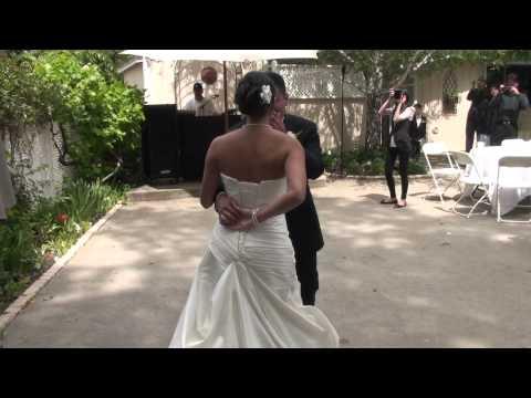 Chris & Amanda's Wedding - First Dance