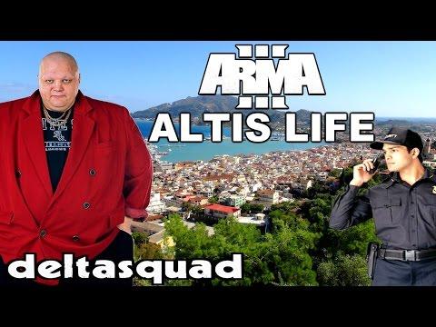 Arma 3 Altis Life — Законы и Понятия #2
