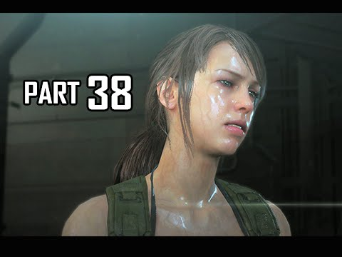 Metal Gear Solid 5 The Phantom Pain Walkthrough Part 38 - Navajo (MGS5 Let's Play)