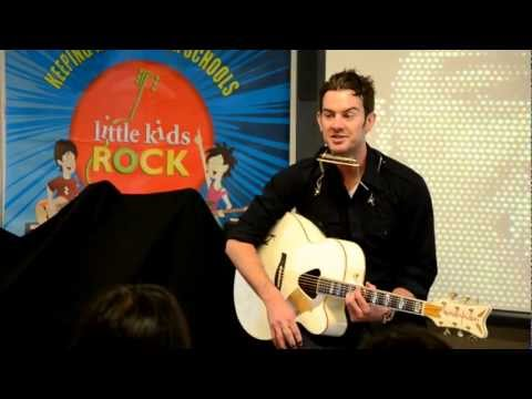 Milk and Cereal - Live with G. Love (Little Kids Rock)