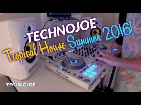 Tropical House Summer 2016 Mix  ☀☀☀  (...