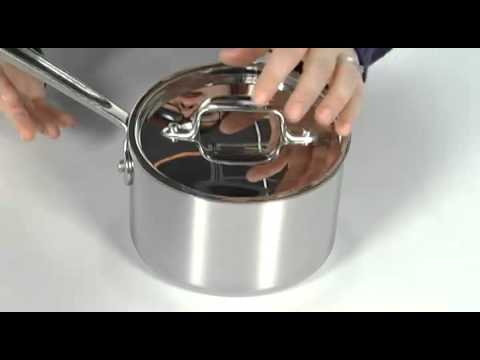 All-Clad Promotional 1.5 Qt. Sauce Pan With Lid SKU : # 8130739
