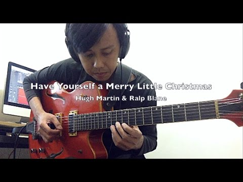 Have Yourself A Merry Little Christmas Chords By Hugh Martin Ralph