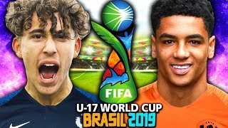 THE BEST U17 WORLD CUP WONDERKIDS IN FIFA 20 CAREER MODE!!! FIFA 20 Growth Test