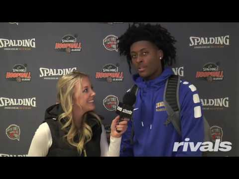 Alabama Commit John Petty talks upcoming season and loaded class coming in