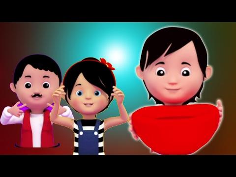 Fingerfamilie   Kinder Reime   Kinder Musik   Finger Family Song   Children Songs   Kids Rhymes