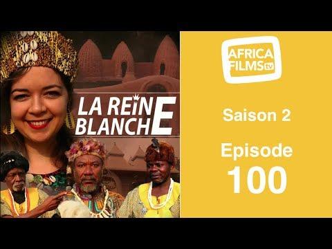 """La Reine Blanche - saison 4 - épisode 100 : """"l'aveu de Ngassa"""""""