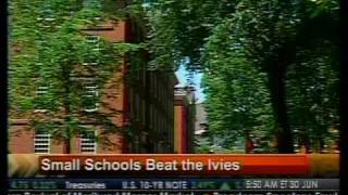 Small School Beat the Ivies - Bloomberg