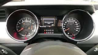 Ford Mustang GT 2017. La generación que cambió al Mustang.