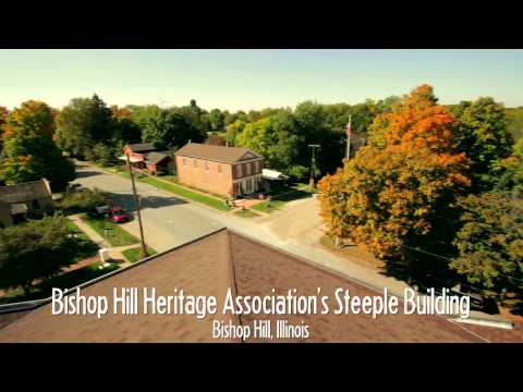 Bishop Hill Historical Association Steeple Building