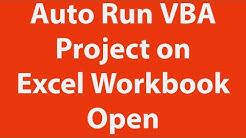 Timer on Opening Workbook - VBA - Free Music Download
