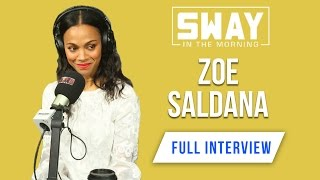 Zoe Saldana Passionately Speaks on AfroLatinos, Sexism in Film & Guardians of the Galaxy Vol. 2