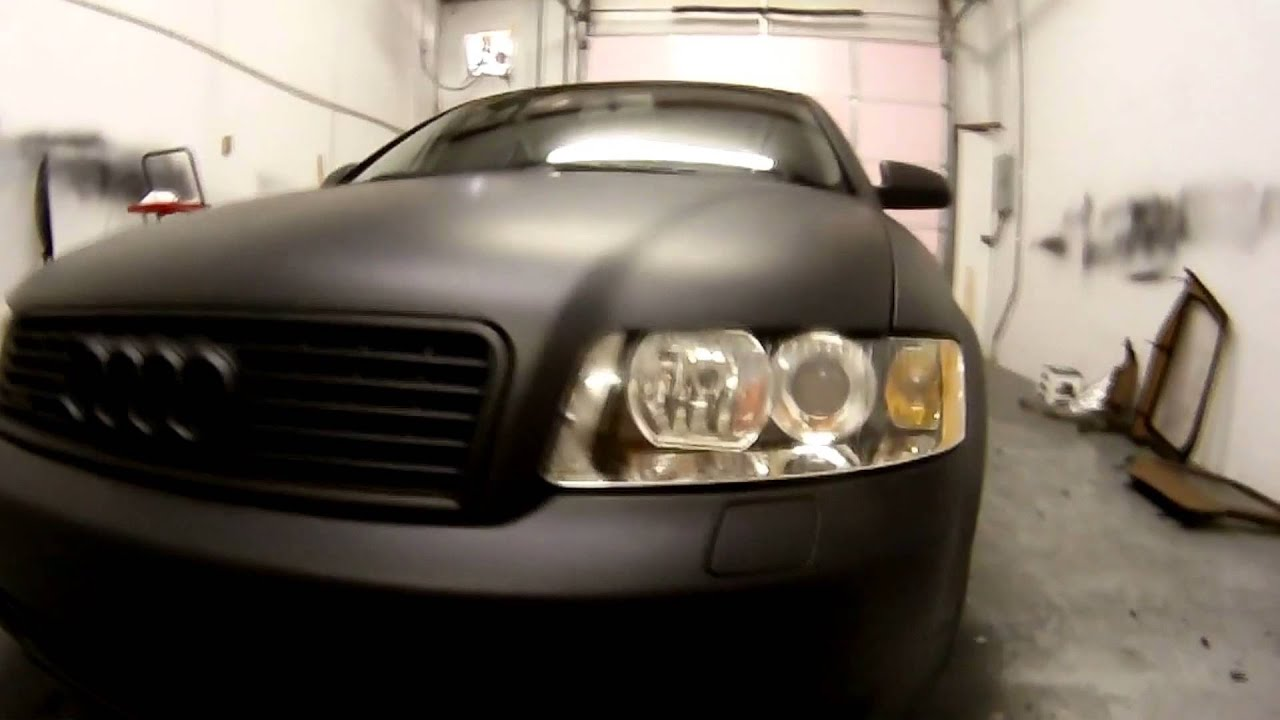 2005 Audi A4 B6 Before & After - YouTube