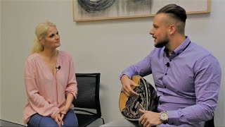 Themis Bouzouki Interview with Ana Sevo - MerakiTV