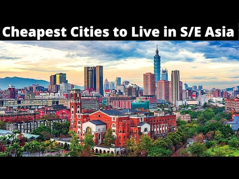 10 Cheapest Cities to Live in Southeast Asia