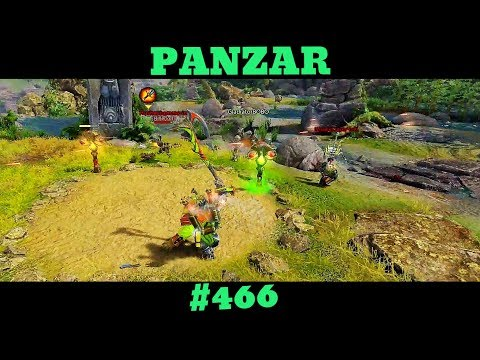 видео: panzar - Топим за берсерка. (берс) #466