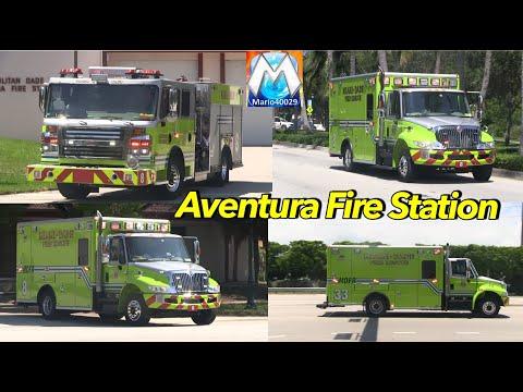 Miami-Dade Fire Rescue (compilation)