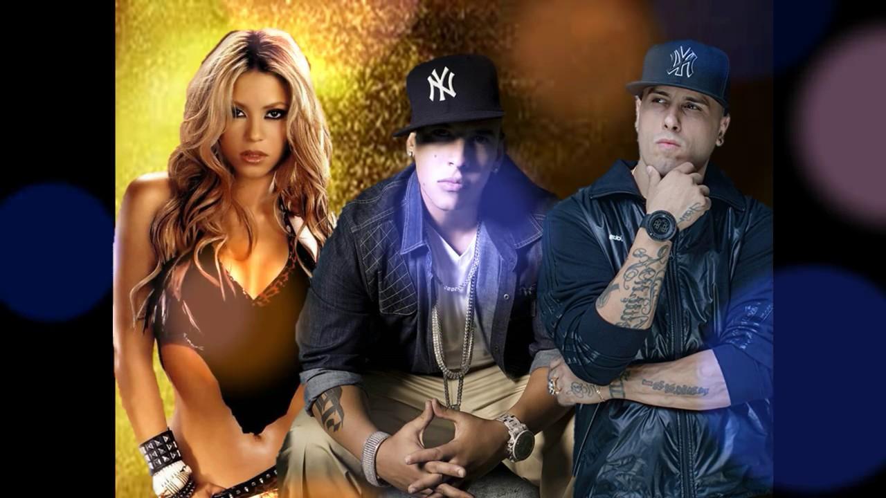 Download Perro Fiel Remix - Shakira & Nicky Jam Ft Daddy Yankee (Dj Sasuke)