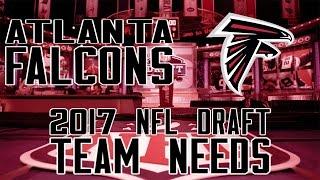 2017 NFL Draft Team Needs: Atlanta Falcons