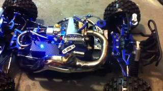Rampage  mt pro com motor novo de 6.25 hp