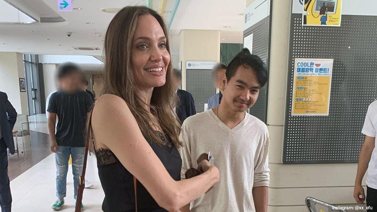, cómo Angelina Jolie se enamoró de Baby Maddox y decidió adoptarlo